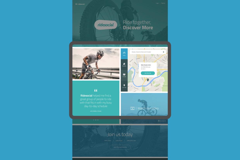British Cycling – Ride Social 4