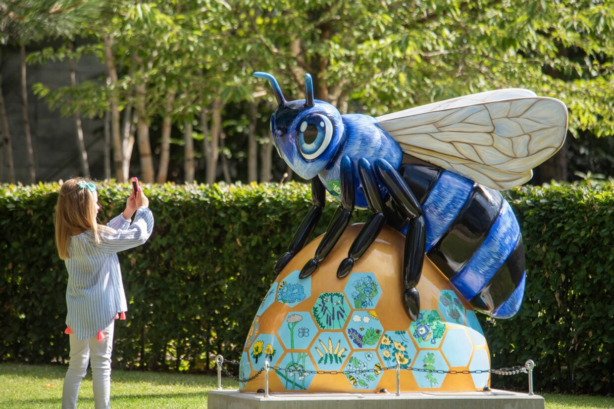 Bee in the City 65